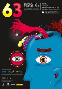 Evolution, co-produced by Sebastián Álvarez, selected for the San Sebastian Film Festival