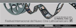 Festival Internacional del nuevo cine latinoamericano